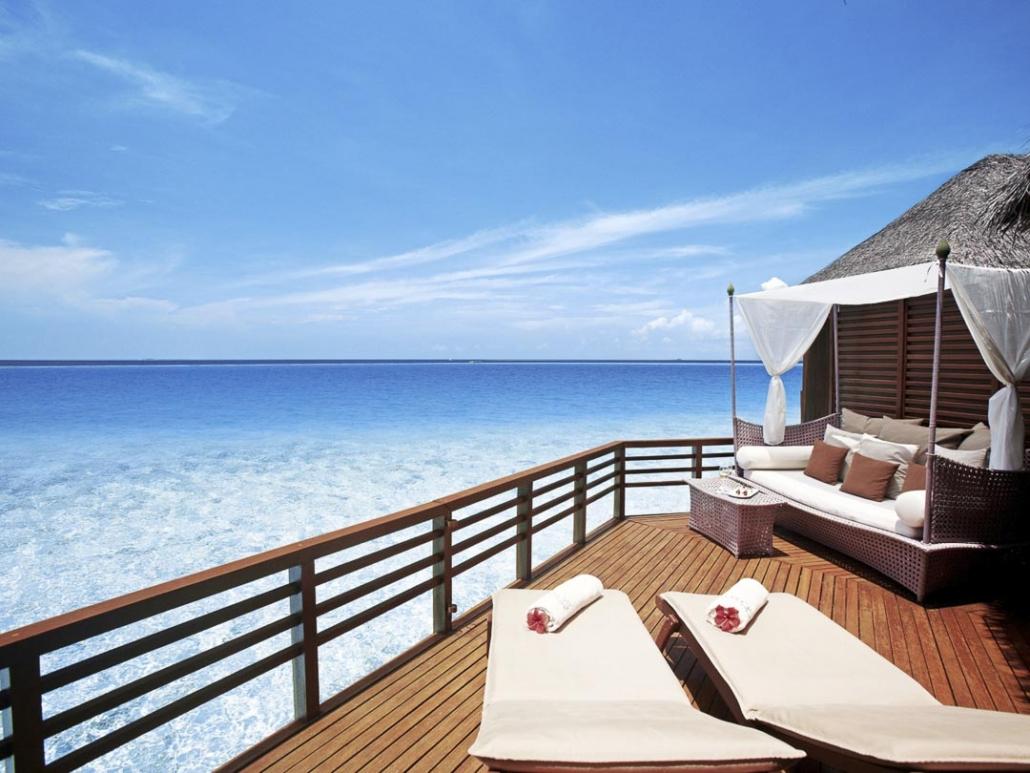 Baros Malediven Water Villa