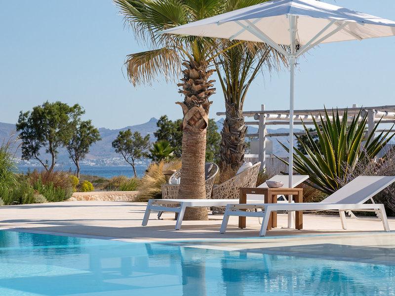 Lambi White Pearls Kos Erwachsenenhotel Swimmingpool Urlaub buchen