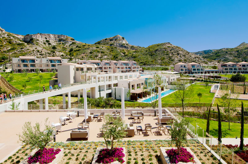 Blue Lagoon Kos - Familien Hotel und Garten