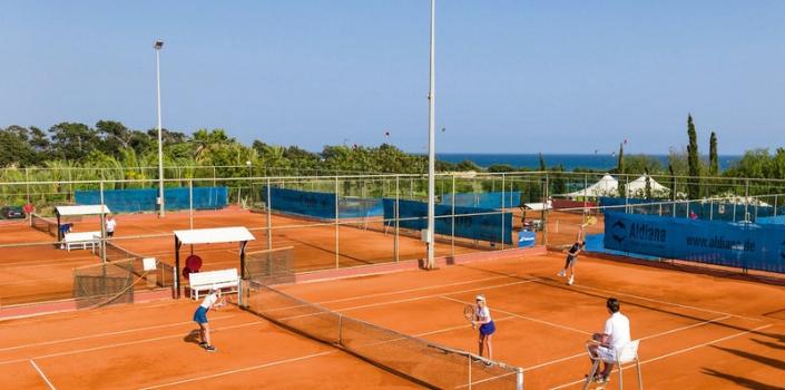 Club Aldiana Zypern Tennis