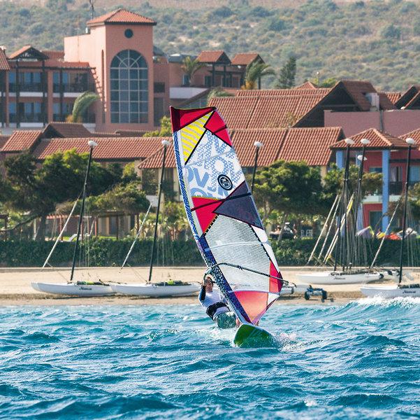 Club Aldiana Zypern Windsurfen