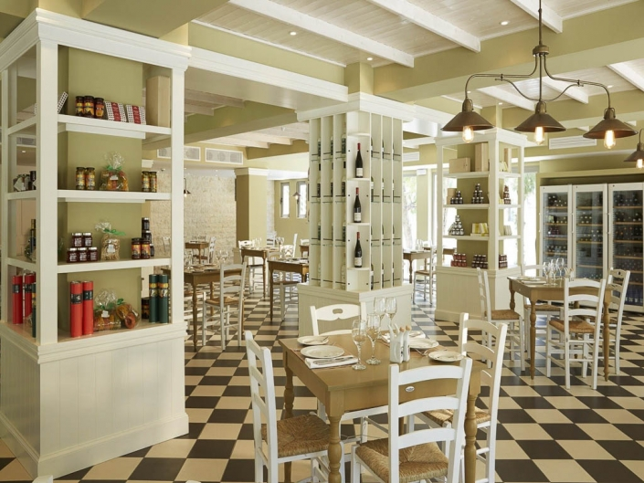 Marbella Corfu Platea Traditional Greek Restaurant