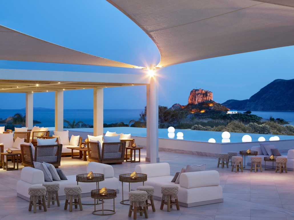 Ikos Aria All-Inklusive Luxushotel Restaurant Lobby Bar all inclusive