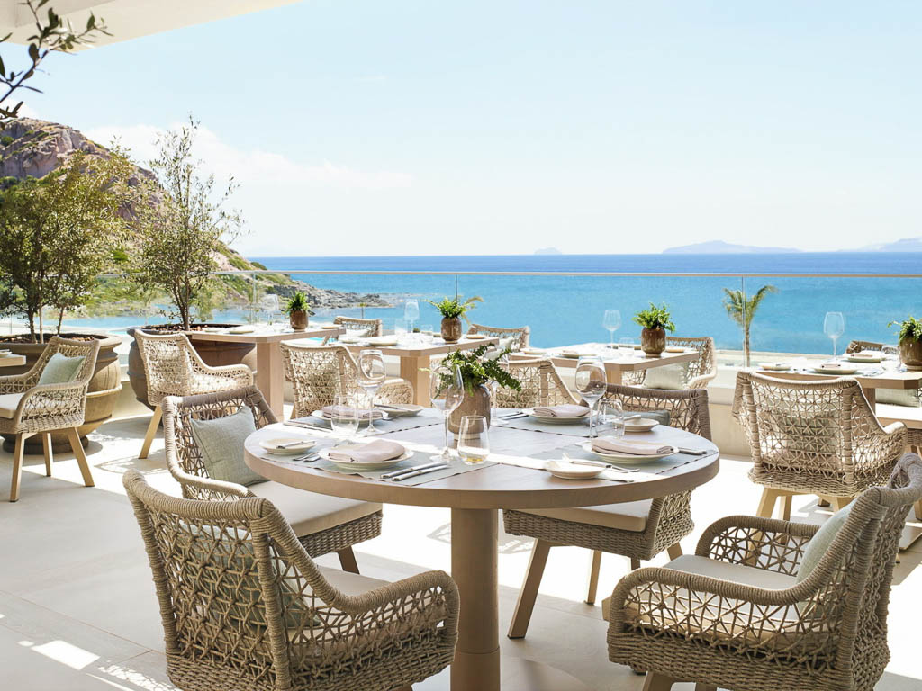 Ikos Aria All-Inklusive Luxushotel Restaurant Provence French A la Carte