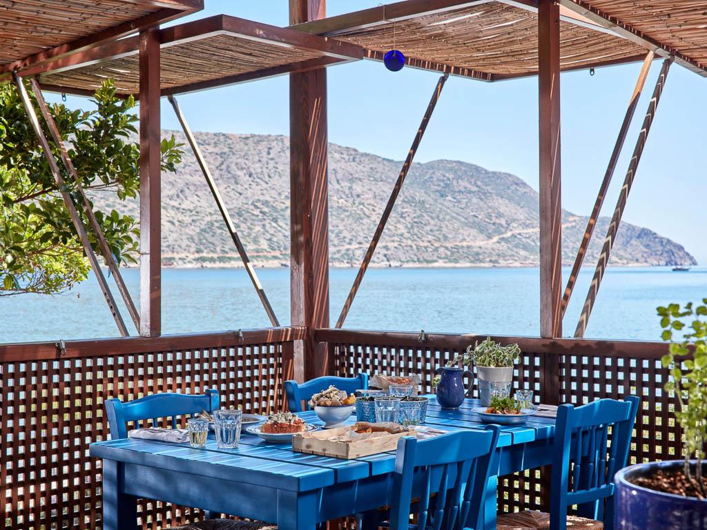Blue Door Greek Tavern