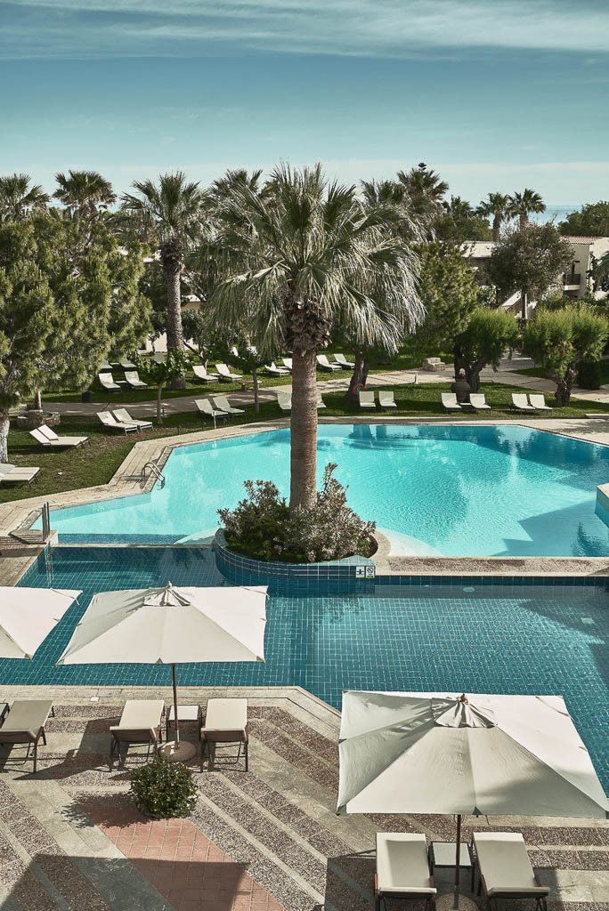 5 Sterne Hotel Kreta - Strand Main Pool