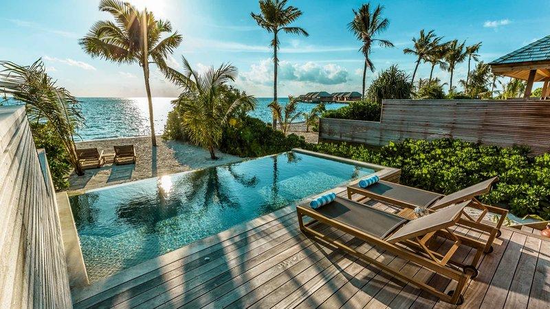 Ein Traum, Beach Villa