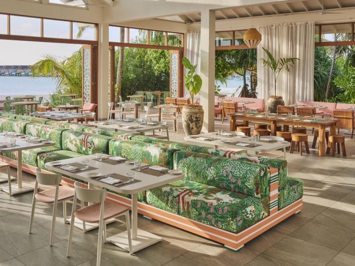 The Standard Malediven Restaurant
