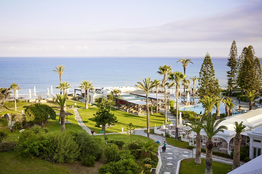 Robinson Club Kyllini Beach Meer und Poolblick