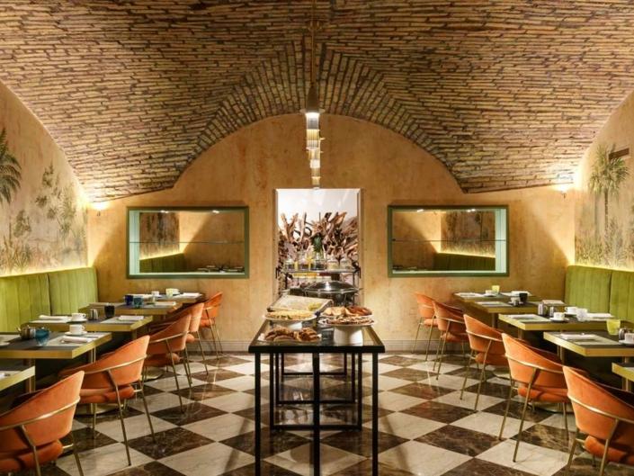 Rom Leons Place 4 Sterne Restaurant