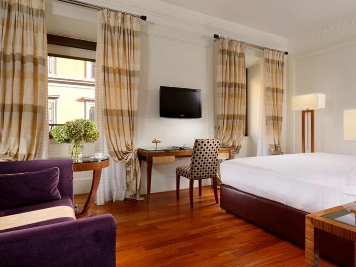 Deco Hotel Rom - Unahotel Deco Roma 4 Sterne Wohnbeispiel Zimmer