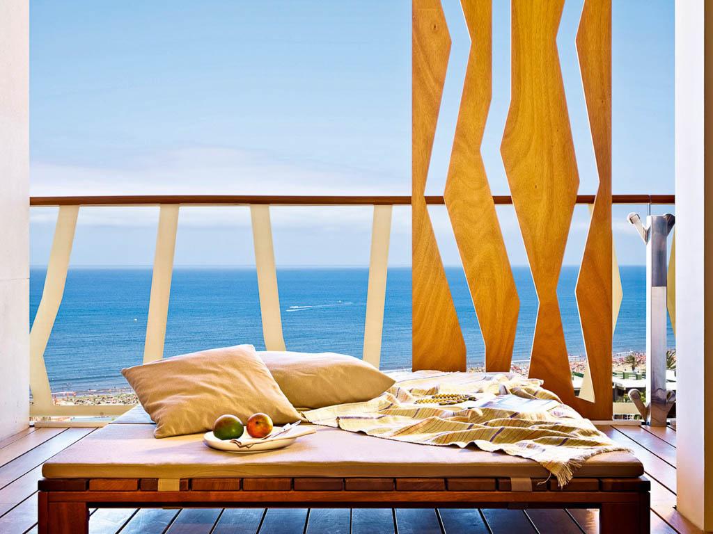Juniorsuite Ocean View mit Balkon