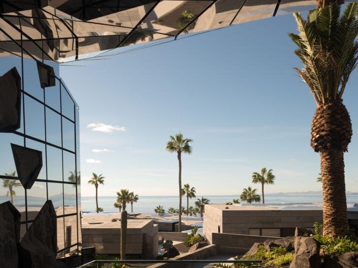 Boutique Hotel Lanzarote Blick aufs Meer