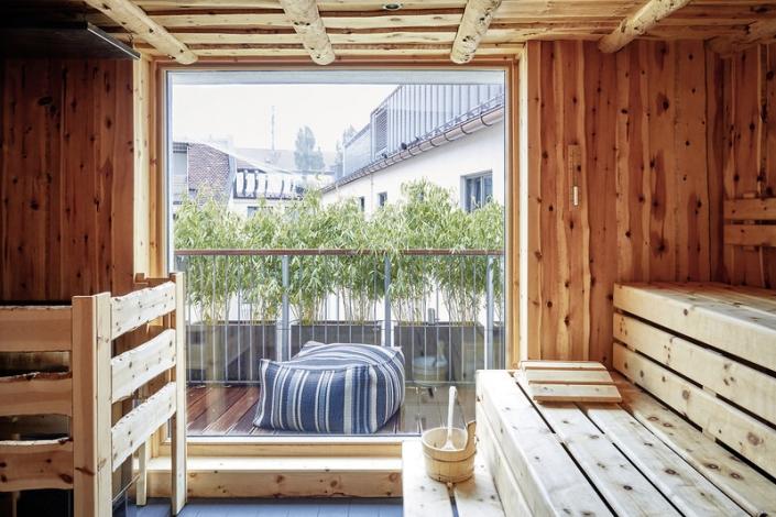 The Royal Bavaria Sauna