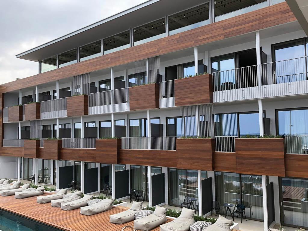 Luxus Suiten Kreta - Aussenansicht des Hotels