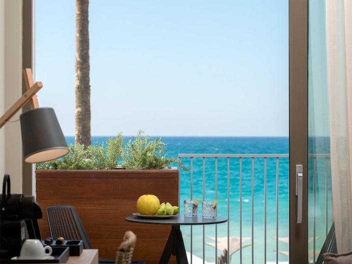 Wohnbeispiel Superior Suite Sea View mit Balkon