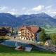 Natur Wellnesshotel Höeflehner Ausblick aufs Tal