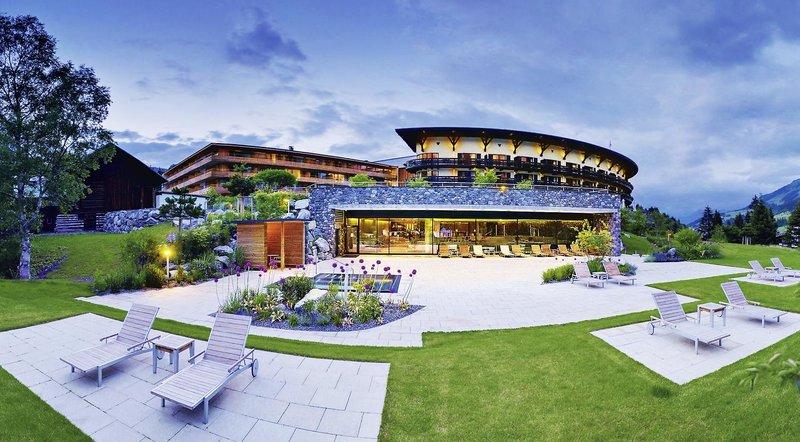 Travelcharme Hotel Ifen Österreich Ansicht
