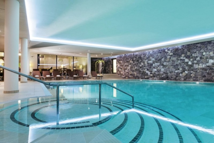 Travel Charme Ifen Indoor Pool