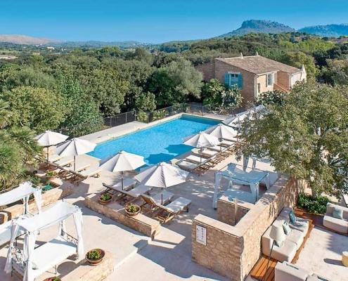 Finca Hotel Son Jaumell Hideaway mit Pool