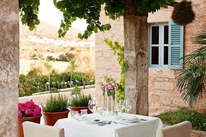Romantisches Dinner Restaurant
