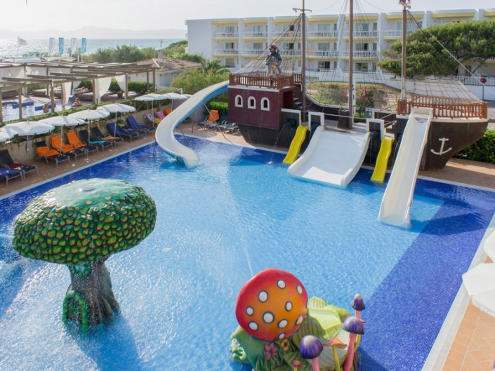 Zafiro Bahia Mallorca - Kinderpool