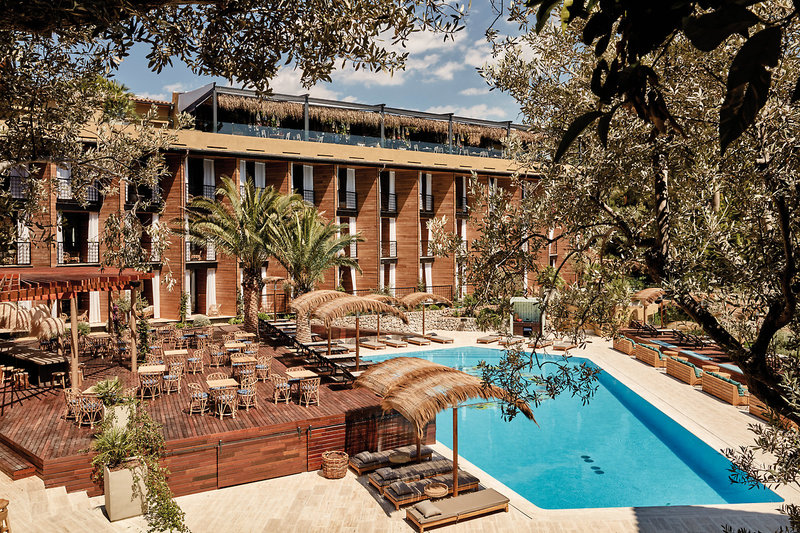 Bikini Hotel Mallorca Swimmingpool