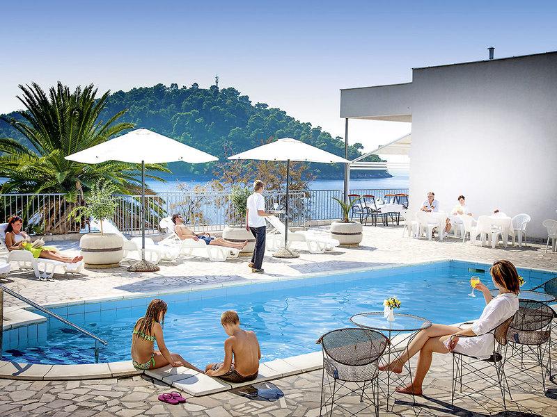 Hotel Aminess Lume Pool