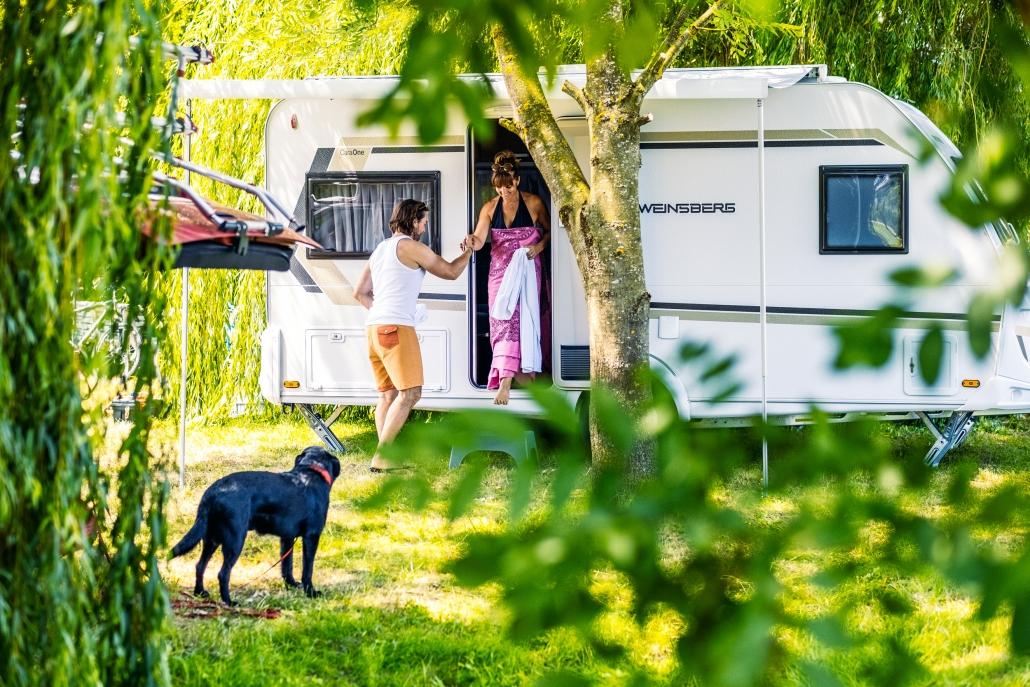 Camping und Campmobil Am Wasser