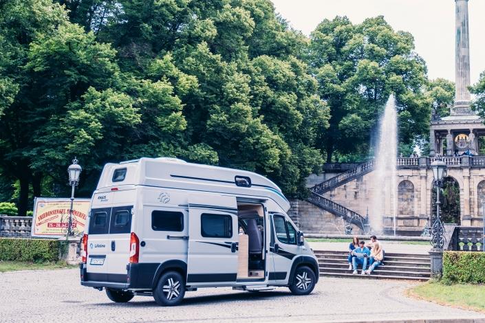 Camping und Campmobil Campmobil Beispiel