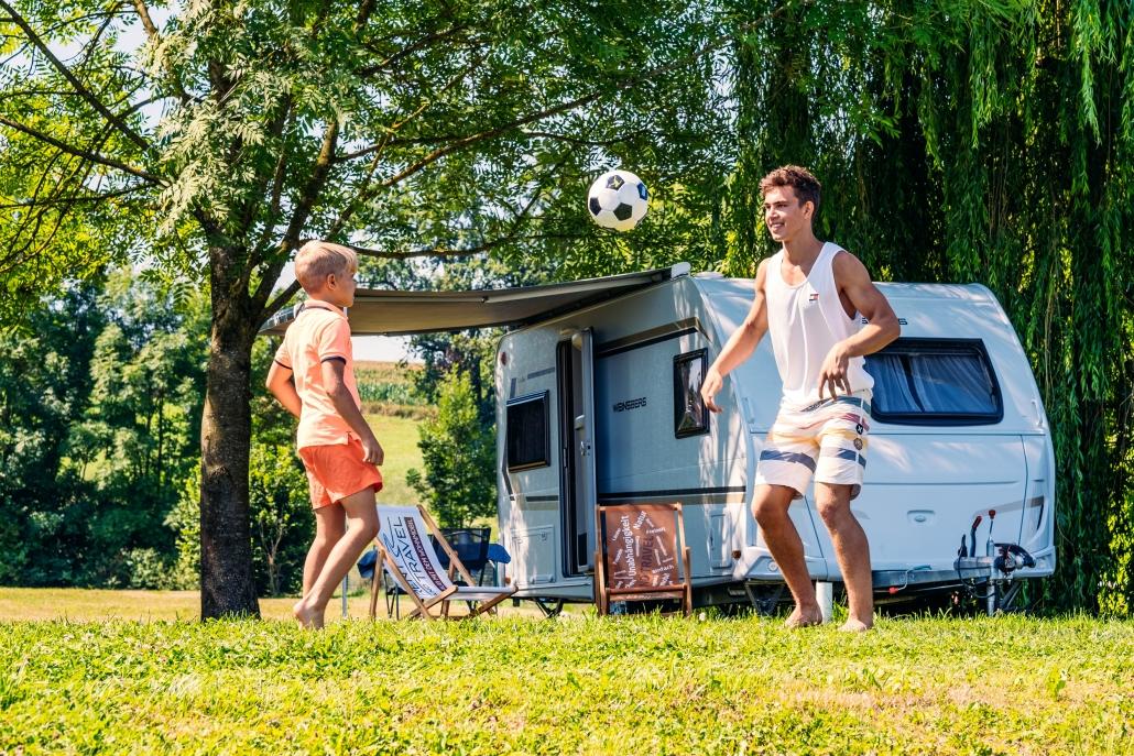 Camping und Campmobil Sport und Spiel