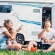 Camping und Campmobil Vergnügen mit den Kleinen