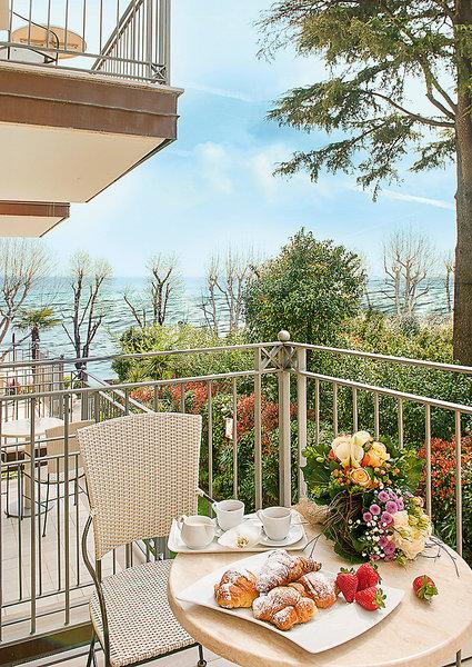 Wohnbeispiel Zimmer mit Balkon