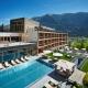 Das Kronthaler Tirol Anblick Hotel und Pool