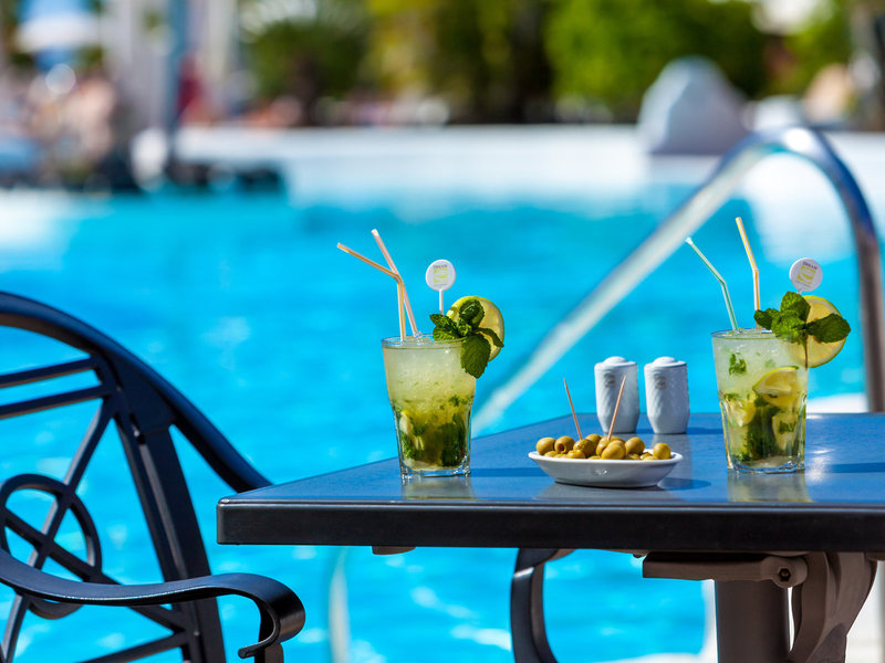 Gran Tacande Wellness und Relax Snack am Pool