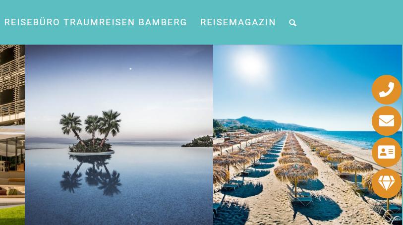 Traumreisen Bamberg Unser neuer Auftritt im Netz