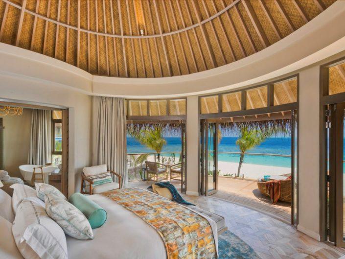 The Nautilus Beach & Ocean House Malediven - Wohnbeispiel