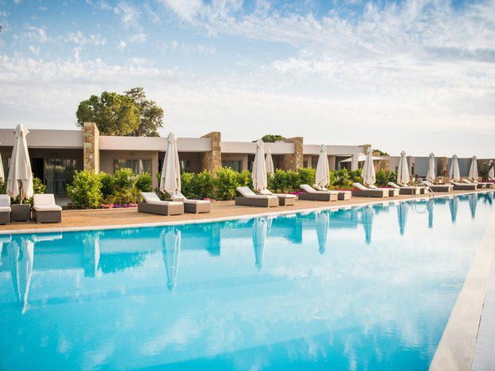 Ikos Olivia 5-Sterne Luxus - Ruhe und Erholung in Private Villas