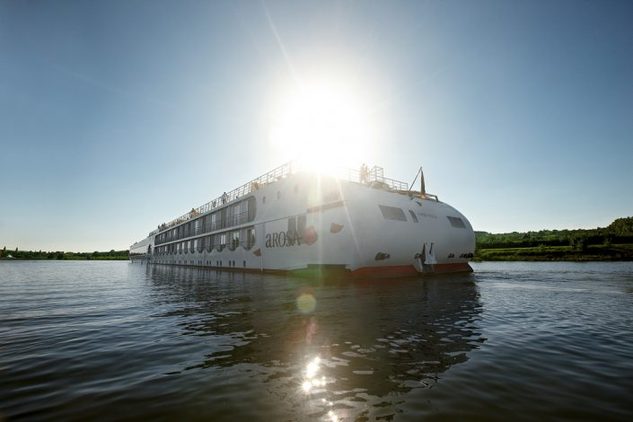 Flusskreuzfahrt Frankreich - Auf dem Fluss