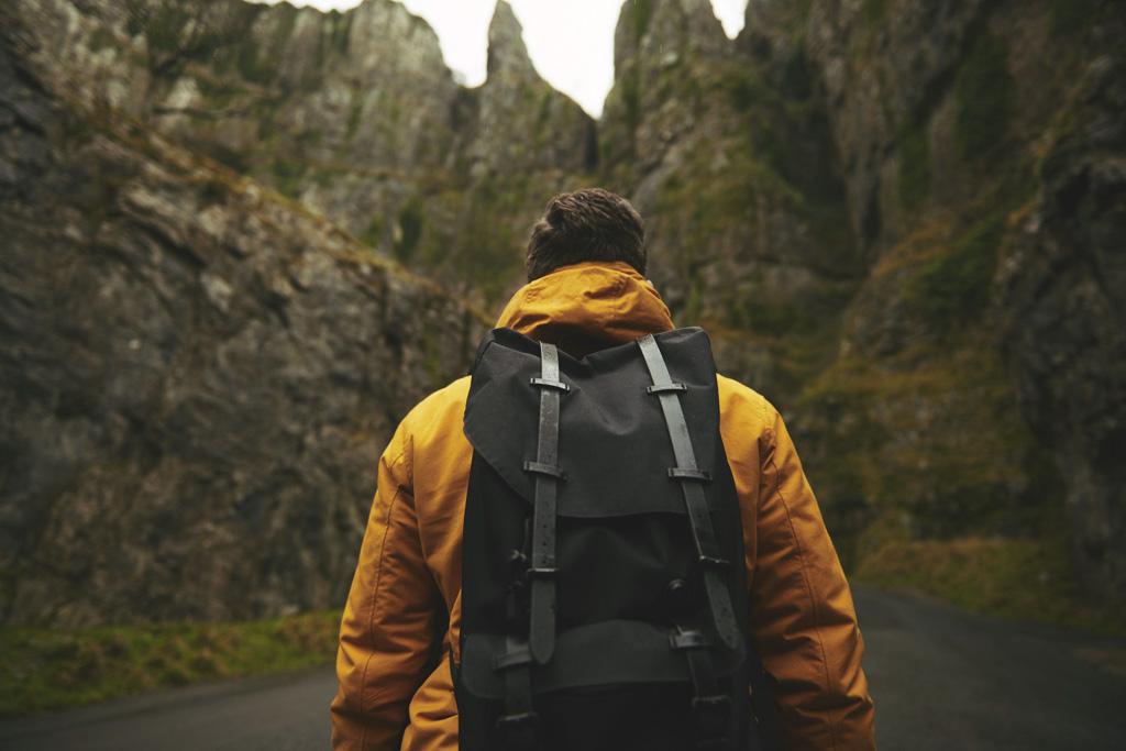 Wandertour in den Bergen