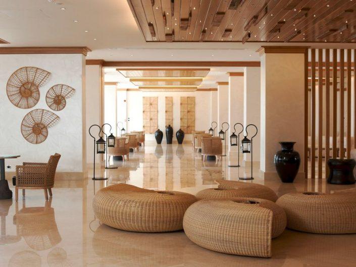In der Lobby