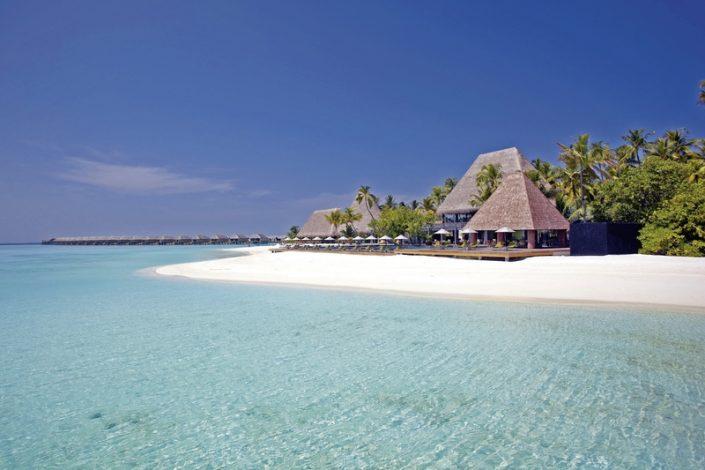 Anantara Kihavah Villas Malediven - Vom Meer zum Resort