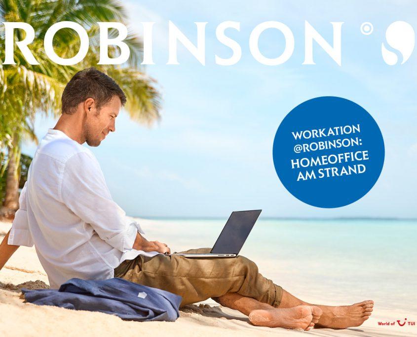 Robinson Club Workation