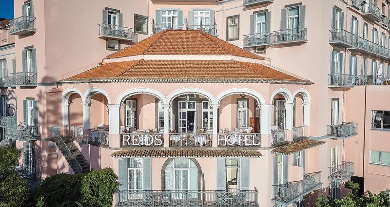 Reid's Hotel, seit 128 Jahren