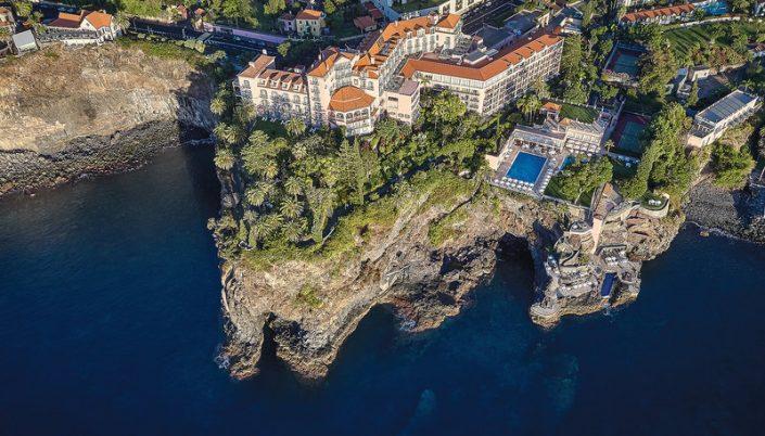 Belmond Reids Palace Madeira - Sagenhafter Ausblick von den Klippen