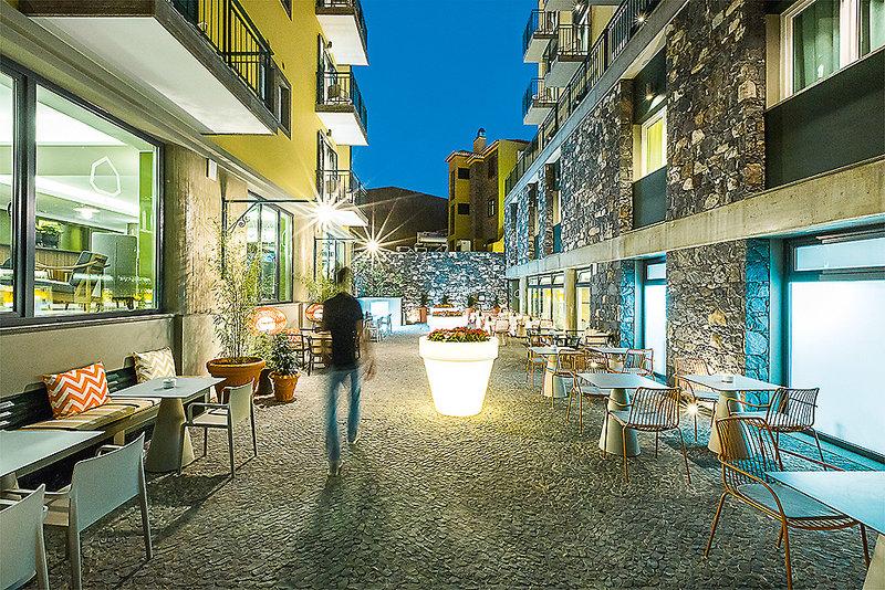 Castanheiro Boutique Hotel Funchal - Am Abend geniessen