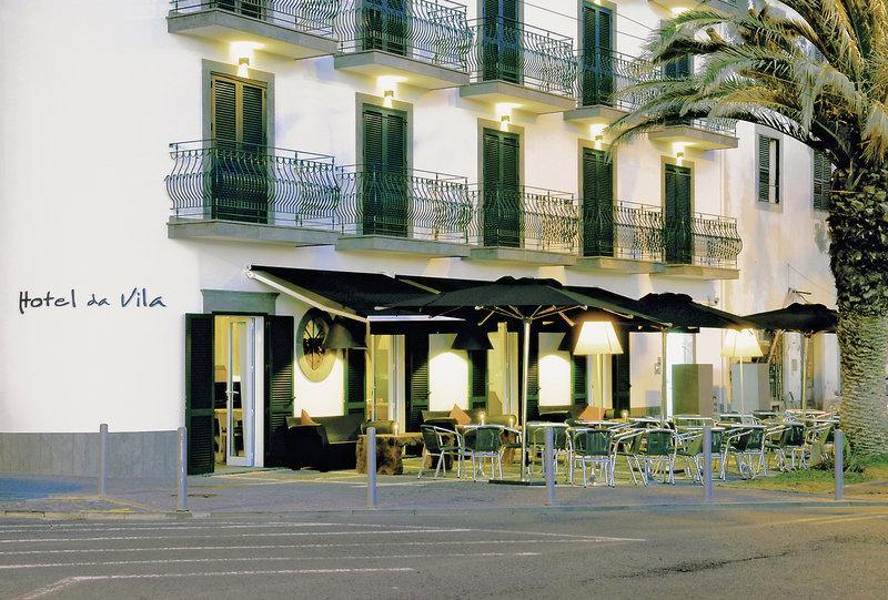 Hotel Da Vila Madeira - Mit Cafe am Hotel