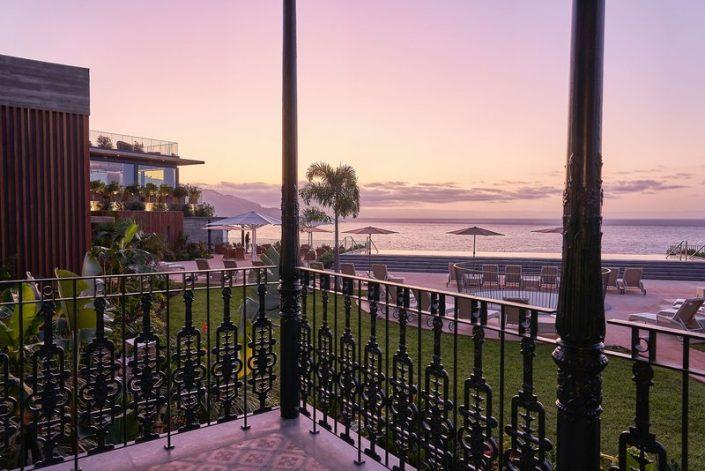 Les Suites at The Cliff Bay - Abendstimmung