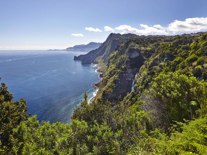 Quinta do Furao - Ausblick auf die Steilküste