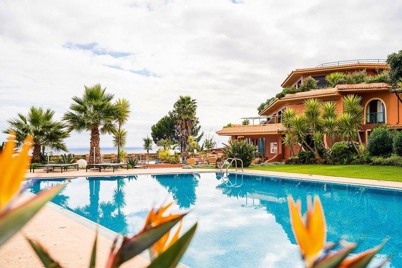 Quinta Splendida Wellness Madeira - Der Pool